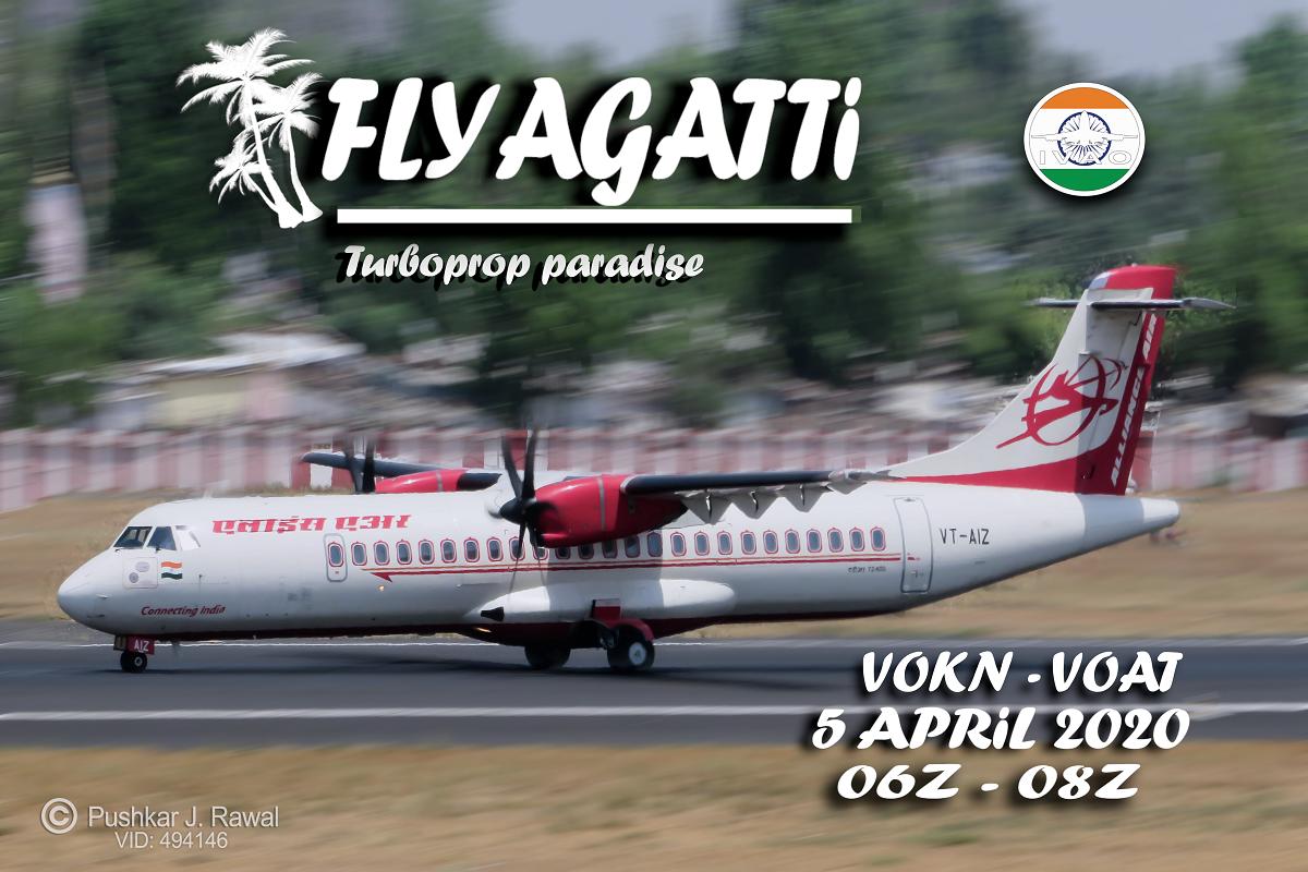 [IN] FLY AGATTI EVENT