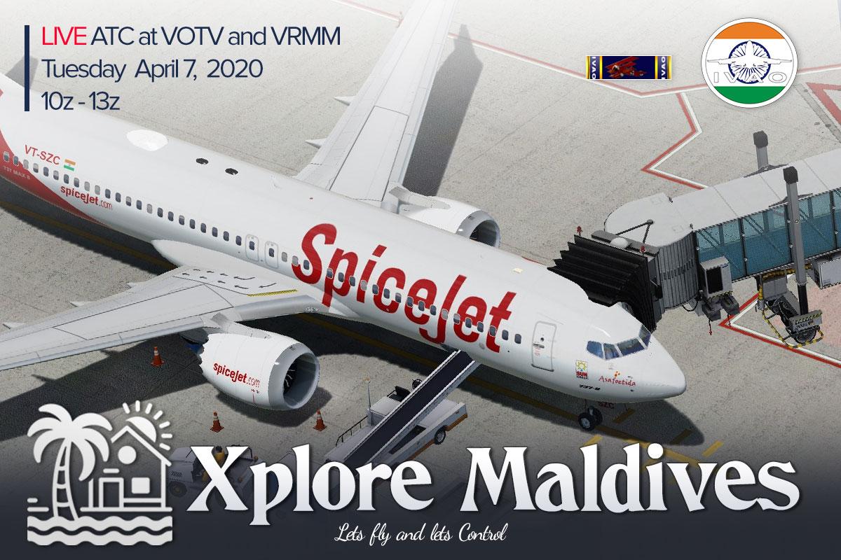 [IN] XPLORE MALDIVES EVENT